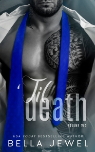 til death Volume Two Cover
