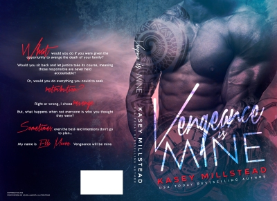 VENGEANCE IS MINE KASEY MILLSTEAD FULL JACKET