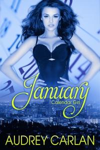 Calendar Girl - January Cover