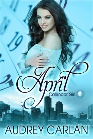 April Ebook Cover