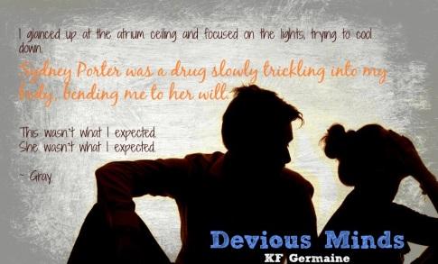 Devious Minds teaser