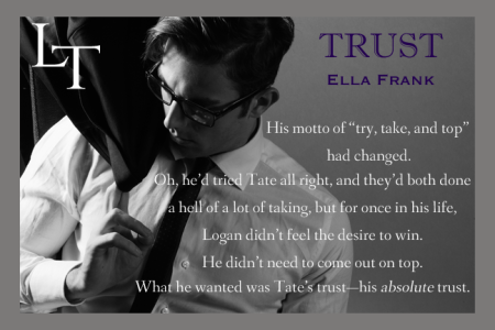 TRUST - Teaser three B&W