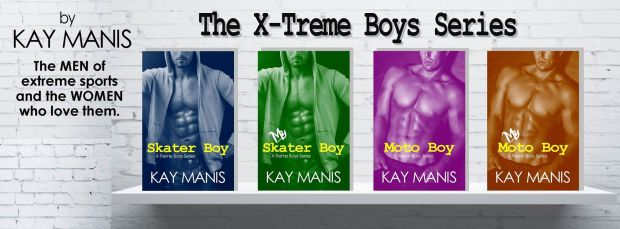 X-Treme Series Buy Banner
