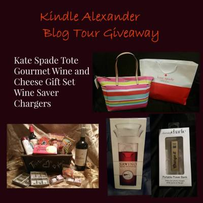 Blog Tour Giveaway