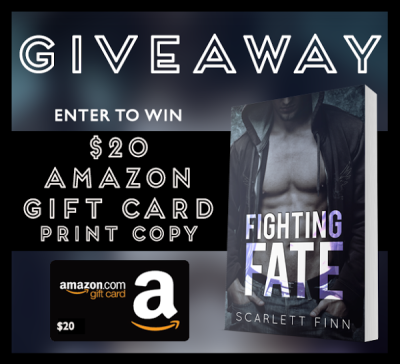fighting fate giveaway