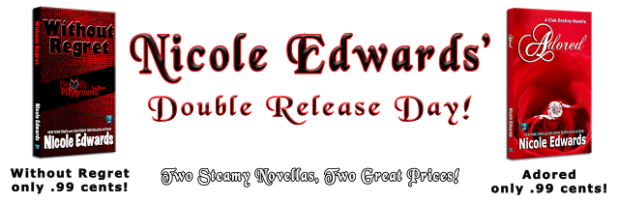 nicole edwards'double release