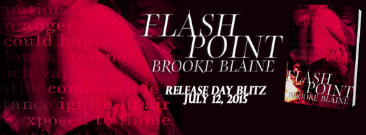 Release Day Blitz Banner - Flash Point