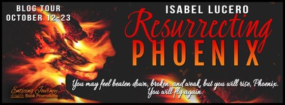 Resurrecting Phoenix tour banner