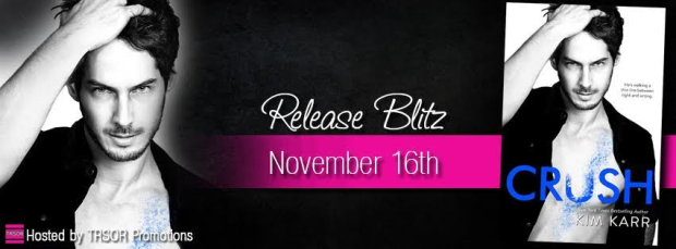 crush release banner
