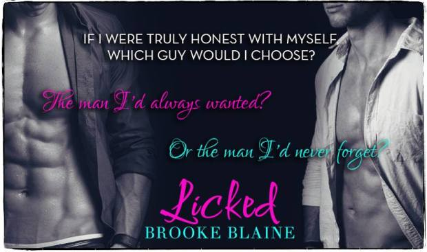 licked teaser