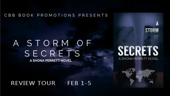 a storm of secrets baner