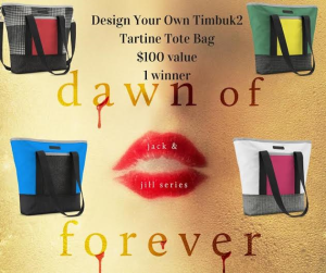 dawn of forever giveaway