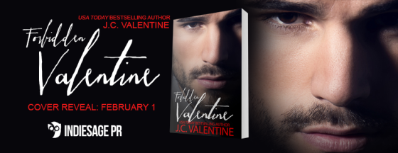forbidden valentine banner