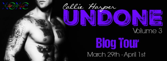 undone 3 banner
