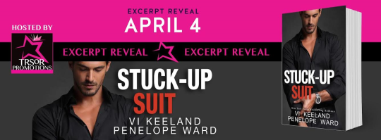 stuck-up suit banner