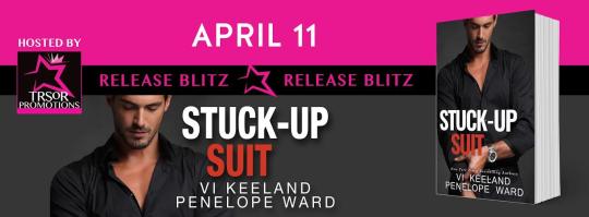 stuck-up suit release banner