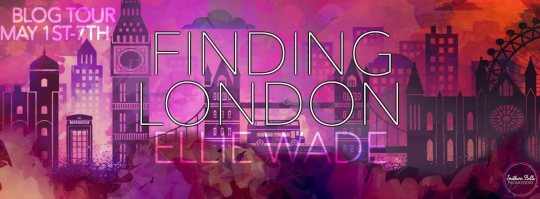 finding london banner