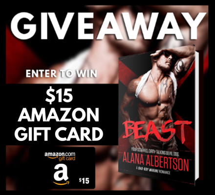 beast giveaway post