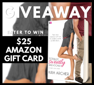 Totally, Sweetly Irrevocably giveaway