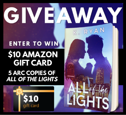 all of the lights giveaway
