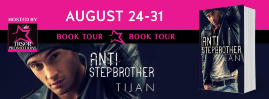 Anti Stepbrother tour banner