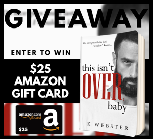 this isn't over baby giveaway