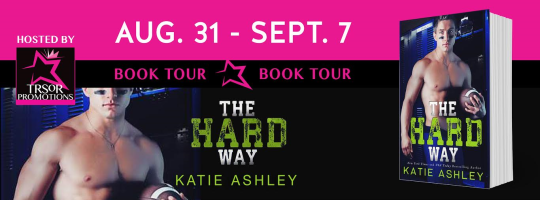 the hard way tour banner