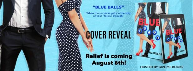 blue balls cover reveal banner